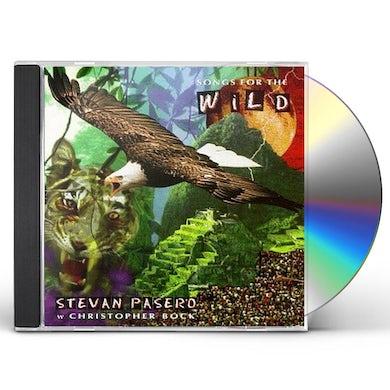 Stevan Pasero SONGS FOR THE WILD CD