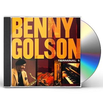 Benny Golson TERMINAL 1 CD
