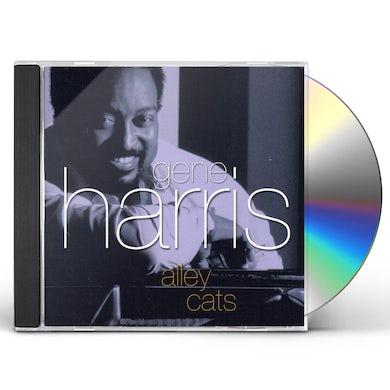 Gene Harris ALLEY CATS CD