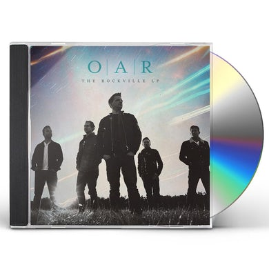 O.A.R. ROCKVILLE LP CD