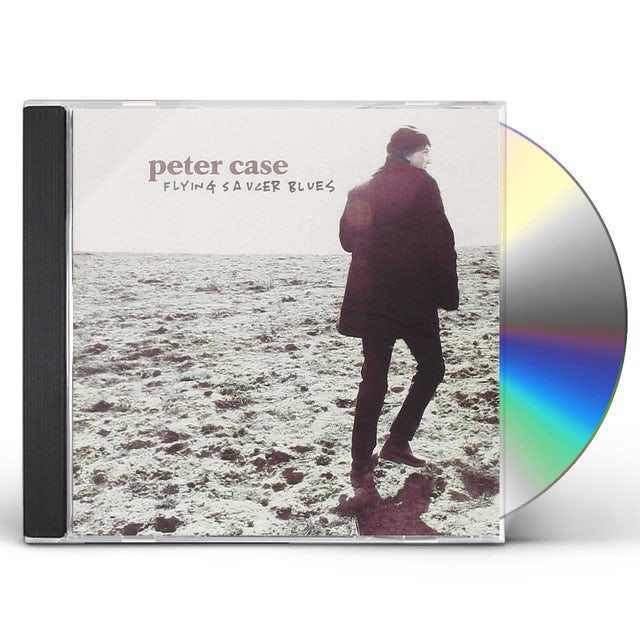 Peter Case FLYING SAUCER BLUES CD