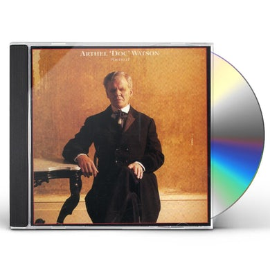 Doc Watson PORTRAIT CD