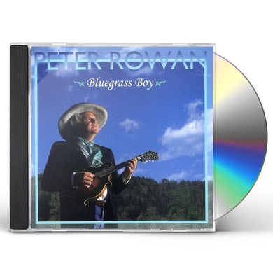 Peter Rowan BLUEGRASS BOY CD