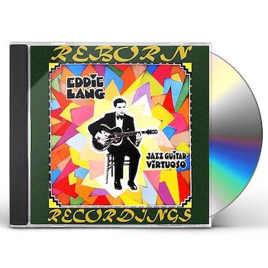 Eddie Lang JAZZ GUITAR VIRTUOSO CD