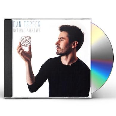 Dan Tepfer NATURAL MACHINES CD