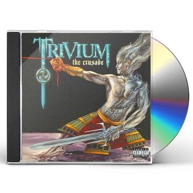 Trivium CRUSADE CD