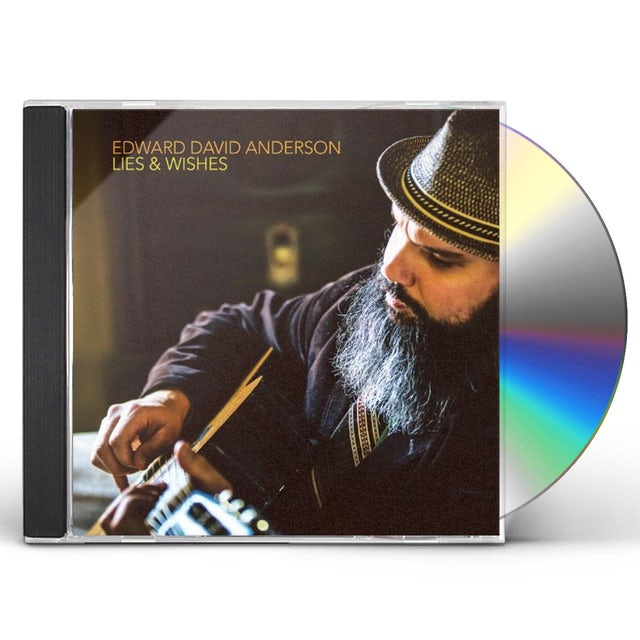 Edward David Anderson LIES & WISHES CD