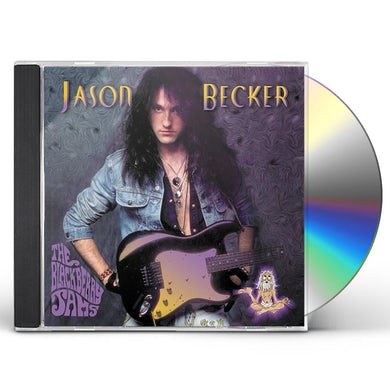 Jason Becker BLACKBERRY JAMS CD