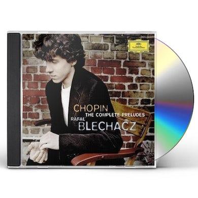F. Chopin CHOPIN: PRELUDES CD