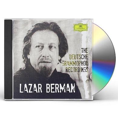 Lazar Berman DEUTSCHE GRAMMOPHON RECORDINGS CD