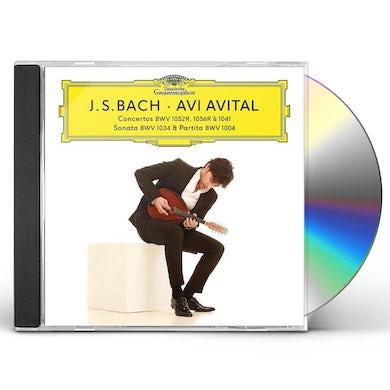 Avi Avital Bach (Extended Tour Version) (2 CD/DVD) CD