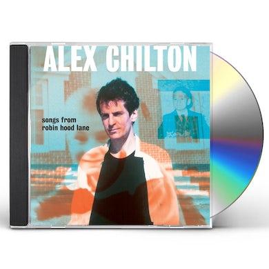 Alex Chilton SONGS FROM ROBIN HOOD LANE CD