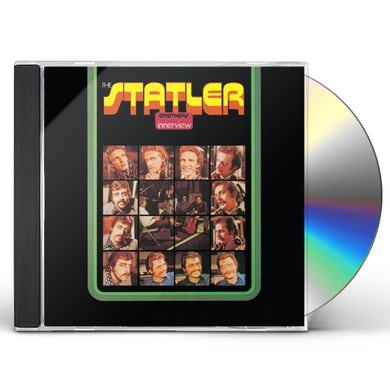 Statler Brothers INNERVIEW CD