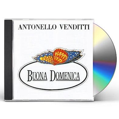 Antonello Venditti BUONA DOMENICA CD