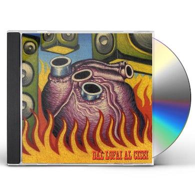 Bugo DAL LOFAI AL CISEI CD