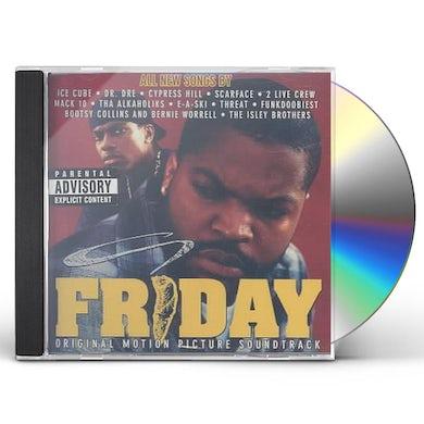 FRIDAY / Original Soundtrack CD