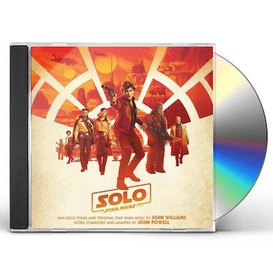 John Powell SOLO: A STAR WARS STORY / Original Soundtrack CD