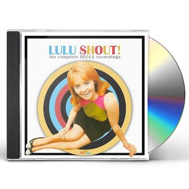 Lulu Shout! Complete Decca Recordings CD