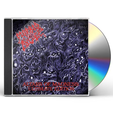 Morbid Angel Altars Of Madness CD