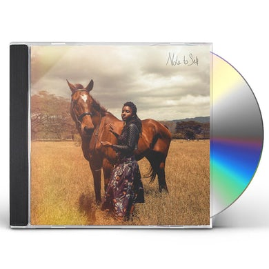 Jah9 NOTE TO SELF CD