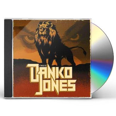 Danko Jones THIS IS CD