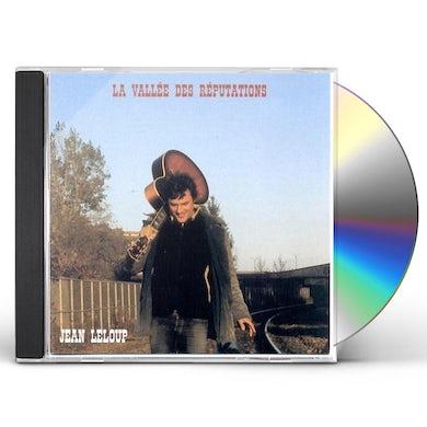 Jean Leloup LA VALLEE DES REPUTATIONS CD