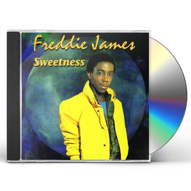 Freddie James SWEETNESS CD