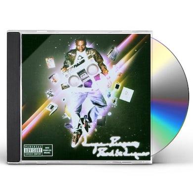 Lupe Fiasco FOOD & LIQUOR CD