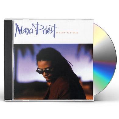 Maxi Priest BEST OF ME CD