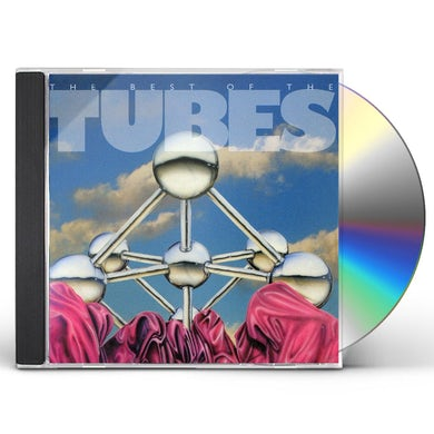 Tubes BEST OF CD