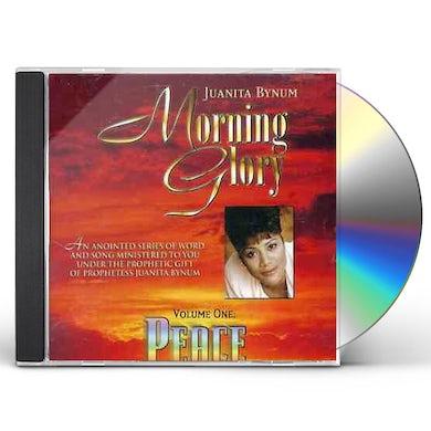 Juanita Bynum MORNING GLORY 1: PEACE CD