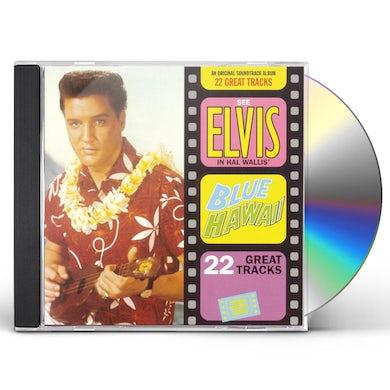 Elvis Presley BLUE HAWAII / Original Soundtrack CD
