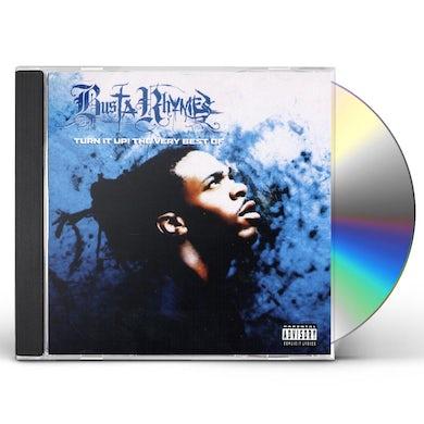 Busta Rhymes TURN IT UP CD