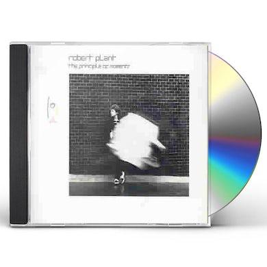 Robert Plant Principle of Moments CD