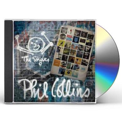 Phil Collins Singles CD