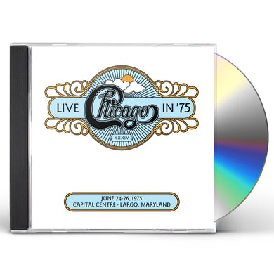 Chicago LIVE IN 75 CD