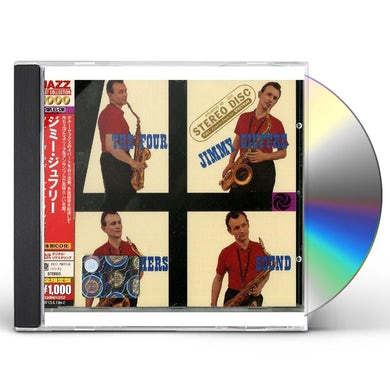 Jimmy Giuffre FOUR BROTHERS SOUND CD
