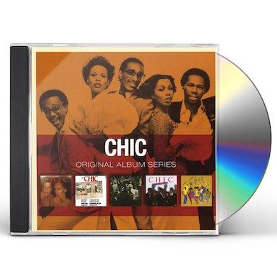 Chic ORIGINAL ALBUM SERIES CD