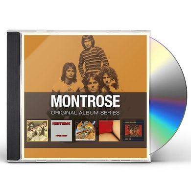 Montrose ORIGINAL ALBUM SERIES CD