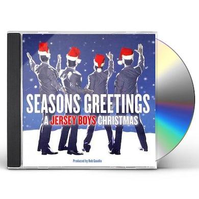 SEASONS GREETINGS: A JERSEY BOYS CHRISTMAS CD