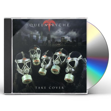 Queensrÿche TAKE COVER CD