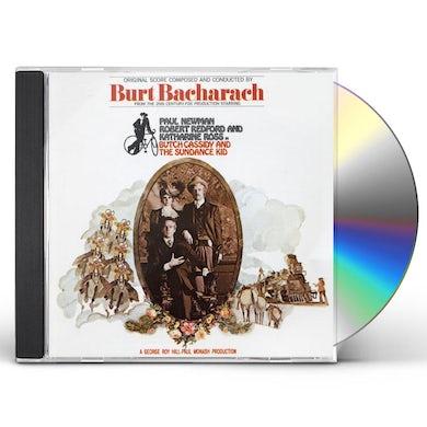 Burt Bacharach BUTCH CASSIDY & THE SUNDANCE KID / Original Soundtrack CD