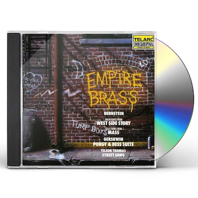 Empire Brass WEST SIDE STORY / PORGY & BESS SUIT CD