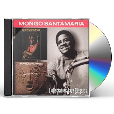 Mongo Santamaria MONGO'S WAY / UP FROM THE ROOTS CD