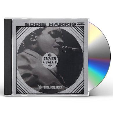 Eddie Harris SILVER CYCLES CD