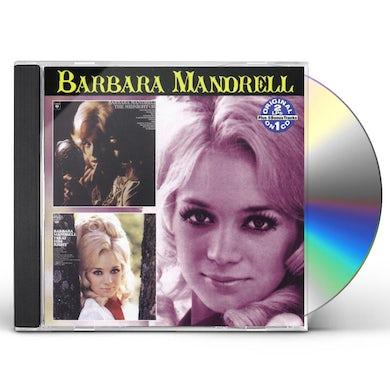 Barbara Mandrell MIDNIGHT OIL / TREAT HIM RIGHT CD