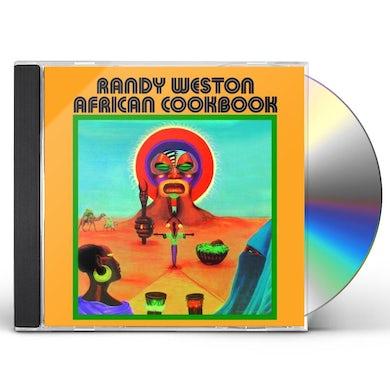 Randy Weston AFRICAN COOKBOOK CD
