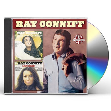 Ray Conniff WE'VE ONLY JUST BEGUN / LOVE STORY CD