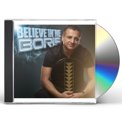 Boris BELIEVE IN ME CD