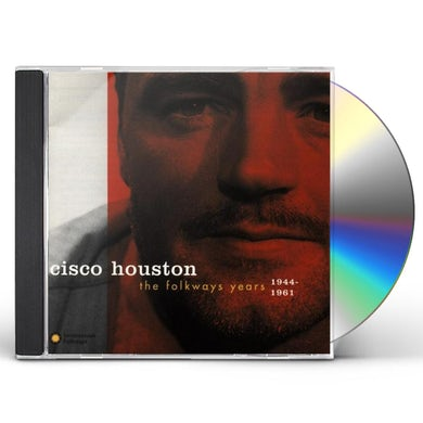 Cisco Houston FOLKWAYS YEARS 1944-61 CD